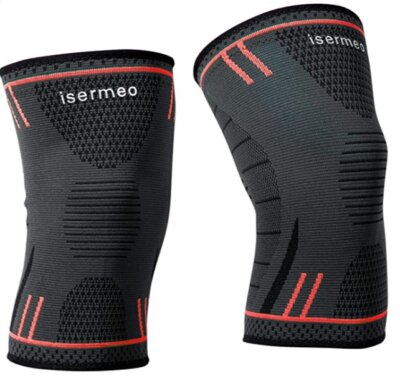 isermeo - Migliore ginocchiere da crossfit per delicatezza a contatto con la pelle