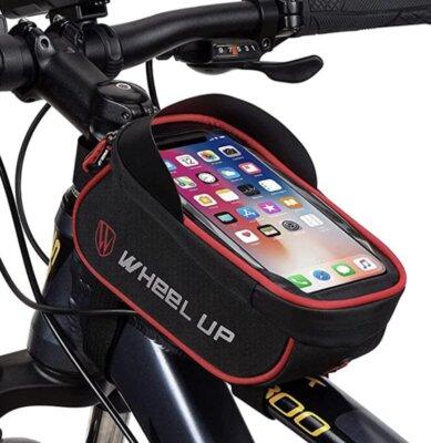 JeeLet - Migliore portaoggetti da bici per parasole e nastro riflettente