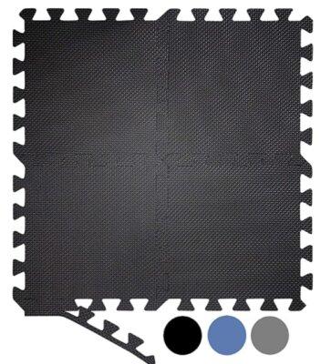 JIGMATS - Migliore pavimento in gomma per palestra per leggerezza