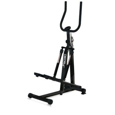 jk fitness - migliore stepper con manubri per struttura richiudibile