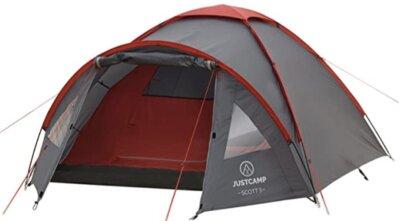 Justcamp - Migliore tenda da campeggio per luminosa anticamera chiusa
