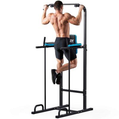 jx fitness - migliore panca e stazione fitness multifunzione per regolazione dell'altezza