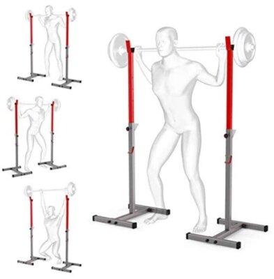 K-Sport - Migliore rack per squat per gamma di regolazione