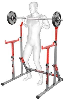 K-Sport - Migliore rack per squat per qualità