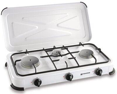 Kemper - Migliore fornello a gas da campeggio per acciaio inox