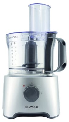 Kenwood FDP302SI MultiPro Compact - Migliore robot da cucina Kenwood per dimensioni compatte