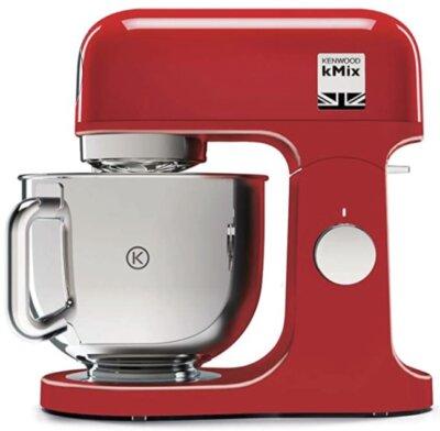 Kenwood kMX750AR kMix - Migliore robot da cucina Kenwood per design e colore rosso fuoco