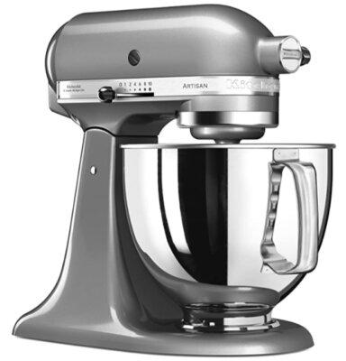 KitchenAid 144281 - Migliore robot da cucina KitchenAid per colore argento