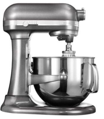 KitchenAid 5KSM7580X - Migliore robot da cucina KitchenAid per capacità 6,9 litri
