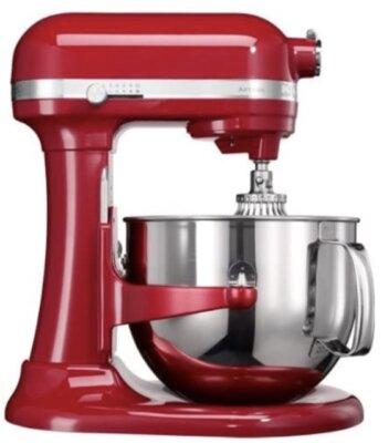 KitchenAid 5KSM7580X - Migliore robot da cucina KitchenAid per colore rosso