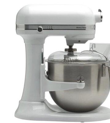 KitchenAid 5KSM7591X - Migliore robot da cucina KitchenAid per colore bianco