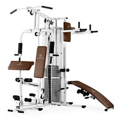 klar fit - migliore panca e stazione fitness multifunzione per estetica