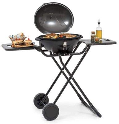 KLARSTEIN - Migliore barbecue elettrico per struttura pieghevole salvaspazio