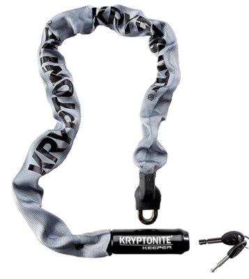 Kryptonite - Migliore catena antifurto per bici per terminale della catena fissato al chiavistello
