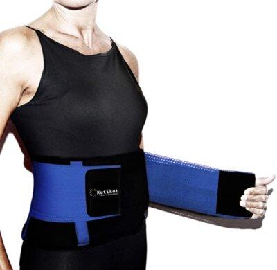 Kutikot - Migliore fascia lombare per traspirabilità