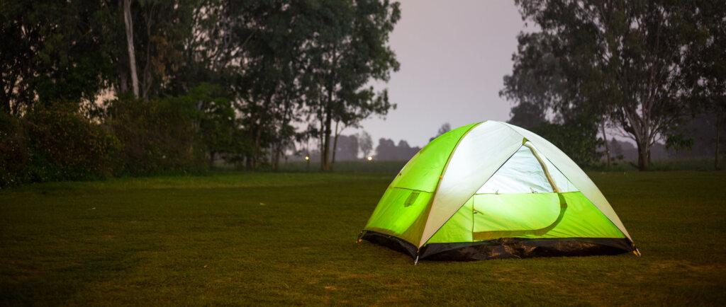 La migliore tenda da campeggio