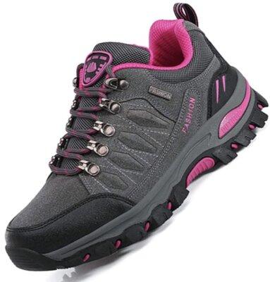 LANSEYAOJI unisex - Migliori scarpe da trekking per design rinforzato
