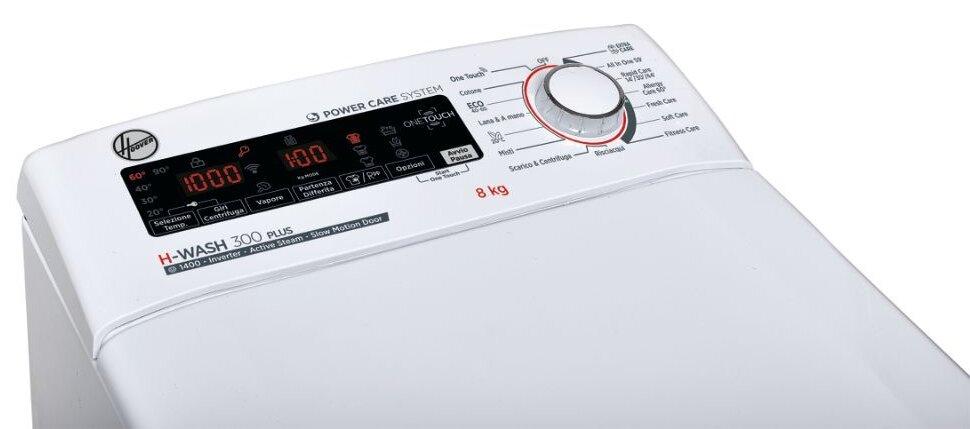 lavatrici carica dall'alto