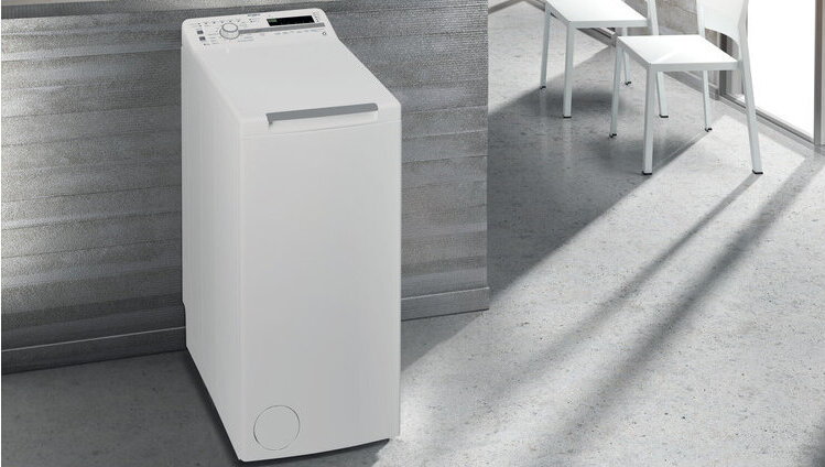 lavatrici carica dall'alto piccoli spazi