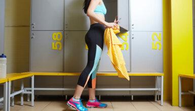 leggins sportivi da donna