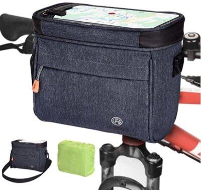 Lemego - Migliore portaoggetti da bici per tracolla