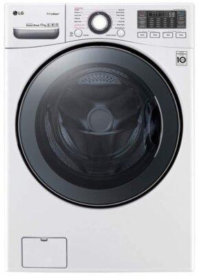 LG F1K2CS2W - Migliore lavatrice LG 17 kg per le famiglie più numerose
