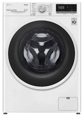 LG F4DT408AIDD - Migliore lavatrice con asciugatrice per intelligenza artificiale AI DD
