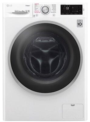 LG F4J6VY1W - Migliore lavatrice LG 9 kg per Pausa & Aggiungi
