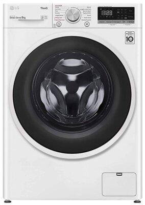 LG F4WT408AIDD - Migliore lavatrice LG 8 kg per delicatezza sui tessuti