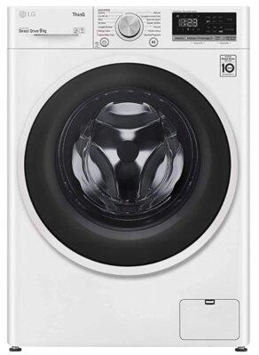 LG F4WT409AIDD - Migliore lavatrice LG 9 kg per SmartThinQ