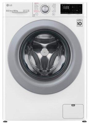 LG F4WV310S4E - Migliore lavatrice LG 10 kg per design elegante