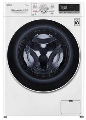LG F4WV510S0 - Migliore lavatrice da 10 kg per agitatori in acciaio inossidabile