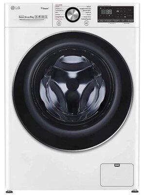 LG F4WV909P2 - Migliore lavatrice LG 9 kg per STEAM +