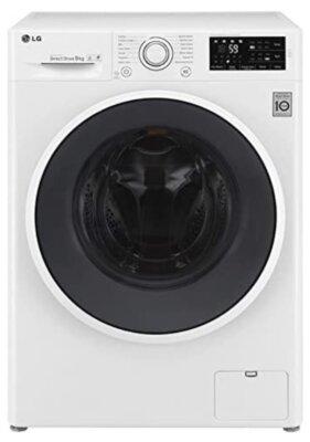 LG FH4U2VDN1 - Migliore lavatrice LG 9 kg per lavaggio completo in 59 minuti