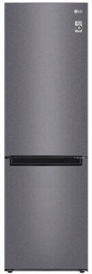 LG GBP61DSSFR - Migliore frigorifero LG combinato per dettagli colore nero