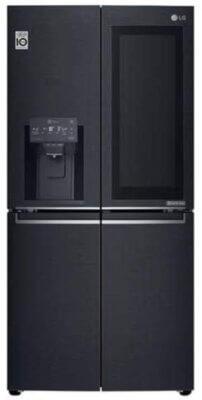 LG GMX844MCKV - Migliore frigorifero LG side by side americano per colore nero