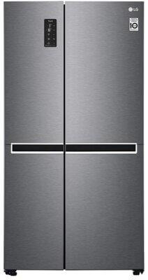 LG GSB470BASZ - Migliore frigorifero LG side by side americano per semplicità