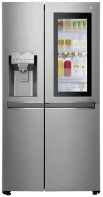 LG GSI961PZAZ - Migliore frigorifero americano side by side per sistema InstaView Door-in-Door