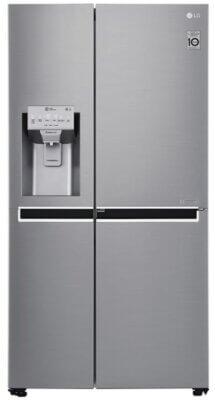 LG GSJ960PZBZ - Migliore frigorifero LG side by side americano per tecnologia Door-in-Door