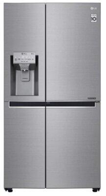 LG GSJ960PZVZ - Migliore frigorifero americano side by side per connettività wi-fi