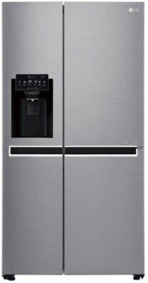 LG GSL761PZUZ - Migliore frigorifero americano side by side per griglia salva freschezza