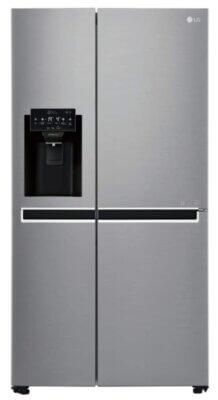 LG GSL761PZUZ - Migliore frigorifero LG side by side americano per dispenser acqua e ghiaccio
