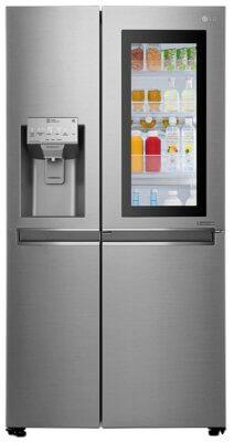 LG GSX961PZVZ - Migliore frigorifero LG side by side americano per filtro Pure N Fresh