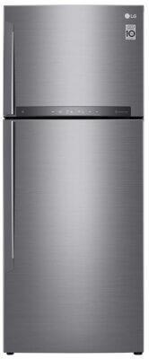 LG GTB574PZHZD - Migliore frigorifero LG doppia porta per colore inox platinum silver