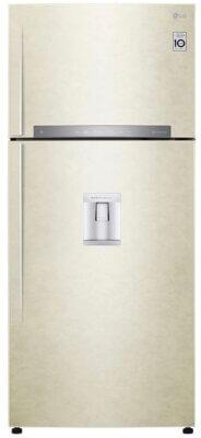 LG GTF744SEPZD - Migliore frigorifero LG doppia porta smart