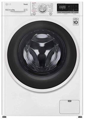 LG - Migliore lavatrice con carica frontale per combinazioni di lavaggio