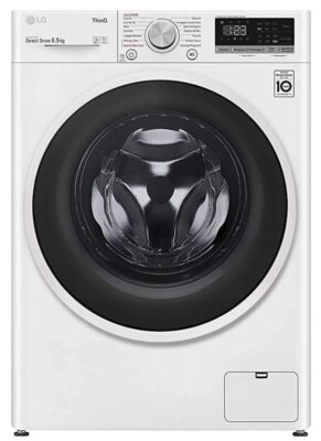 LG - Migliore lavatrice con carica frontale per design slim