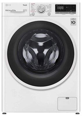LG - Migliore lavatrice slim per connettività Wi-Fi e app SmartThinQ