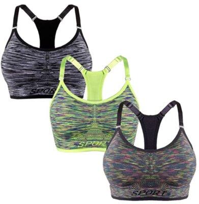 Libella - Migliore reggiseno sportivo da fitness per sostengo forte