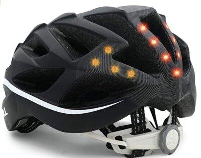 Livall - Corsa - Migliore casco da bici per per cuffie e sensore di emergenza